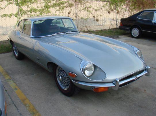 1971 Jaguar Xke Coupe Vantage Sports Cars Vantage