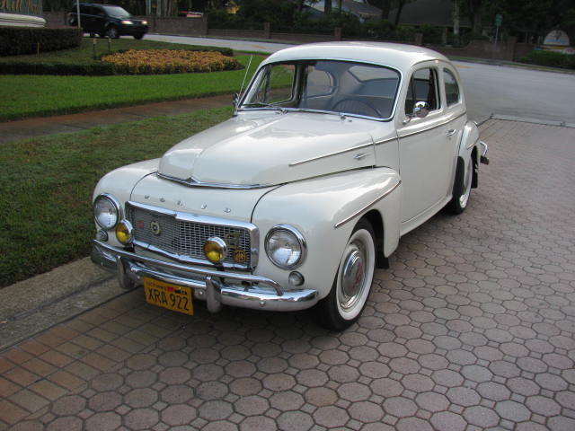 1959 Volvo Pv544 Vantage Sports Cars Vantage Sports Cars