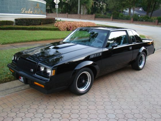 1987 Buick GNX #399