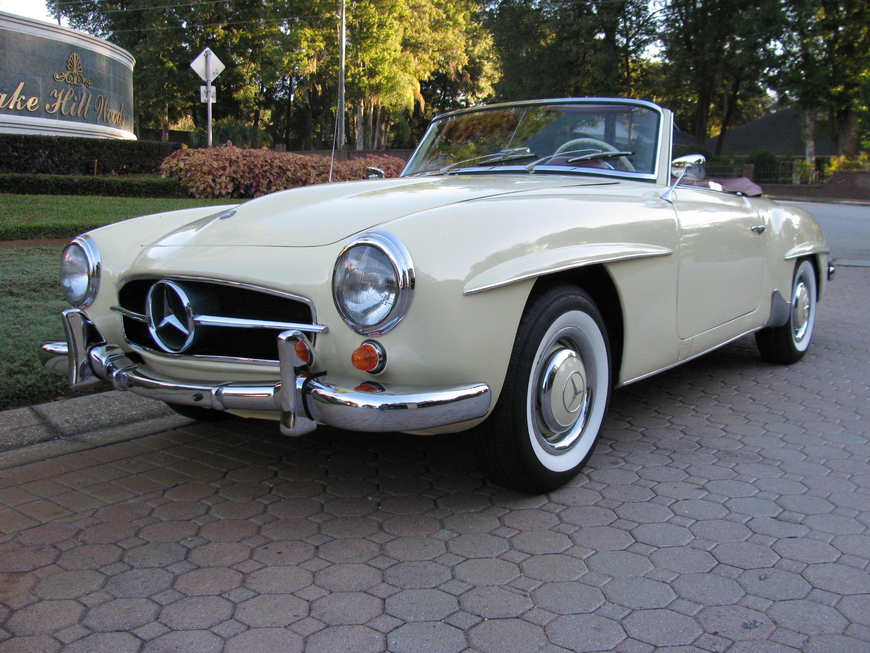 1963 Mercedes 190SL 002