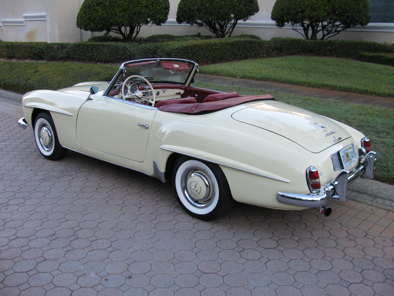 1963 Mercedes 190sl Vantage Sports Cars Vantage Sports