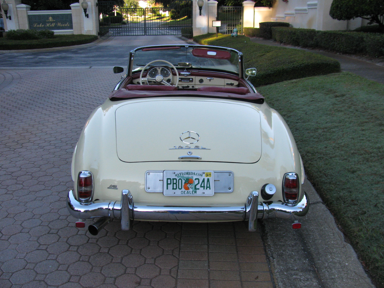 1963 Mercedes 190SL 005