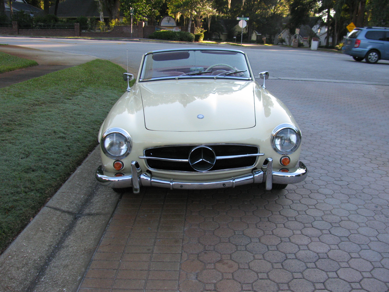 1963 Mercedes 190SL 008