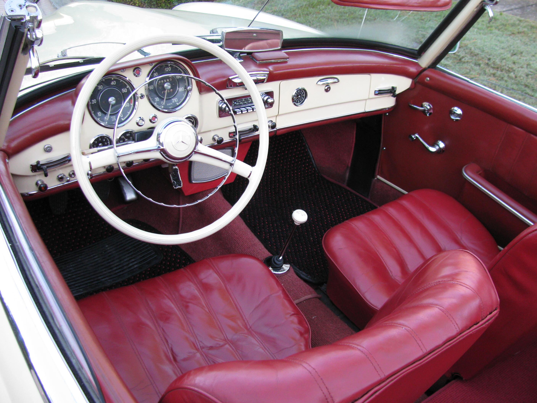 1963 Mercedes 190SL 009