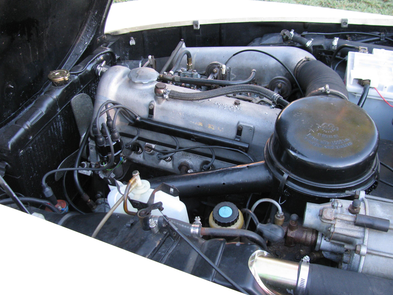 1963 Mercedes 190SL 018