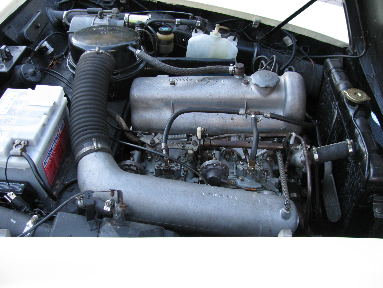 1963 Mercedes 190SL 020