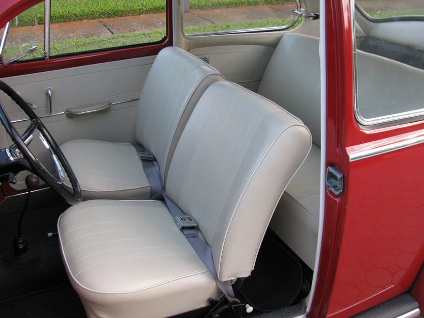 1966 Volkswagen Beetle 1300 With Sunroof