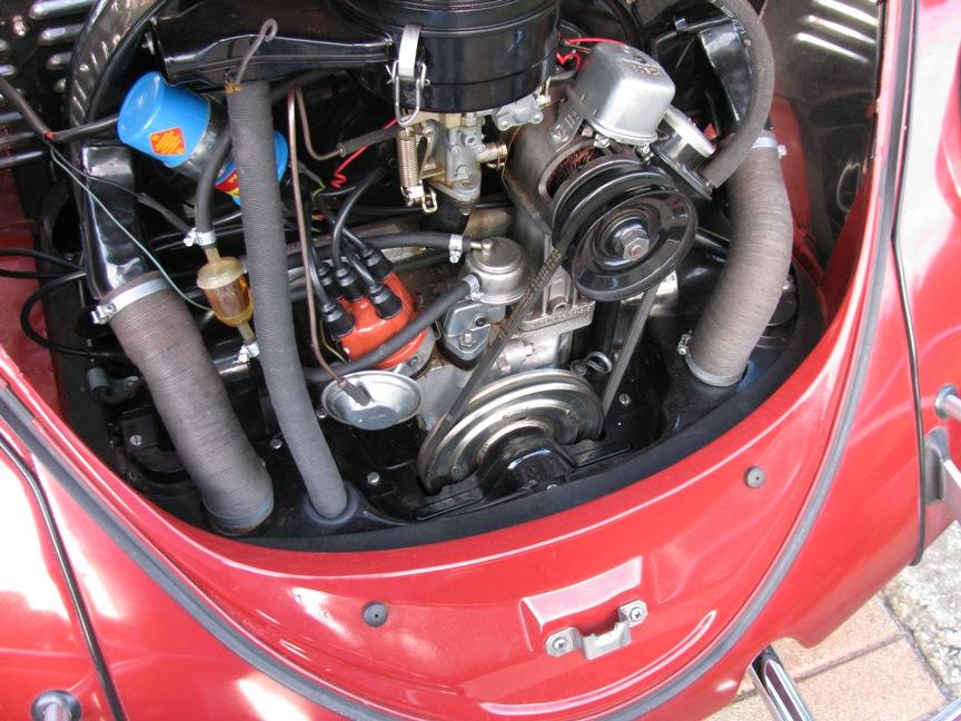 16.1966 VW Bug 1300 020