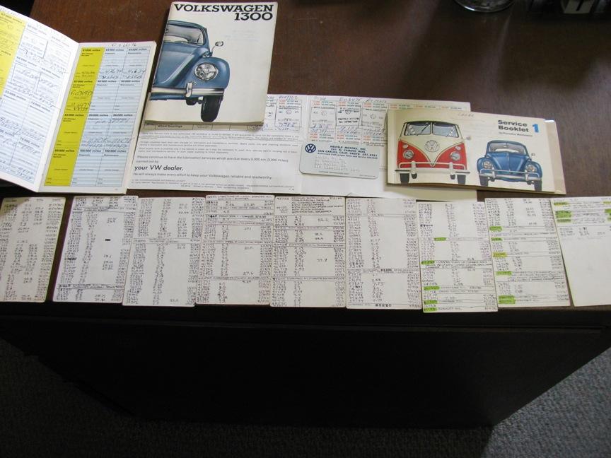 19.1966 VW Bug 1300 002