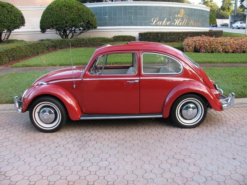 3.1966 VW Bug 1300 007