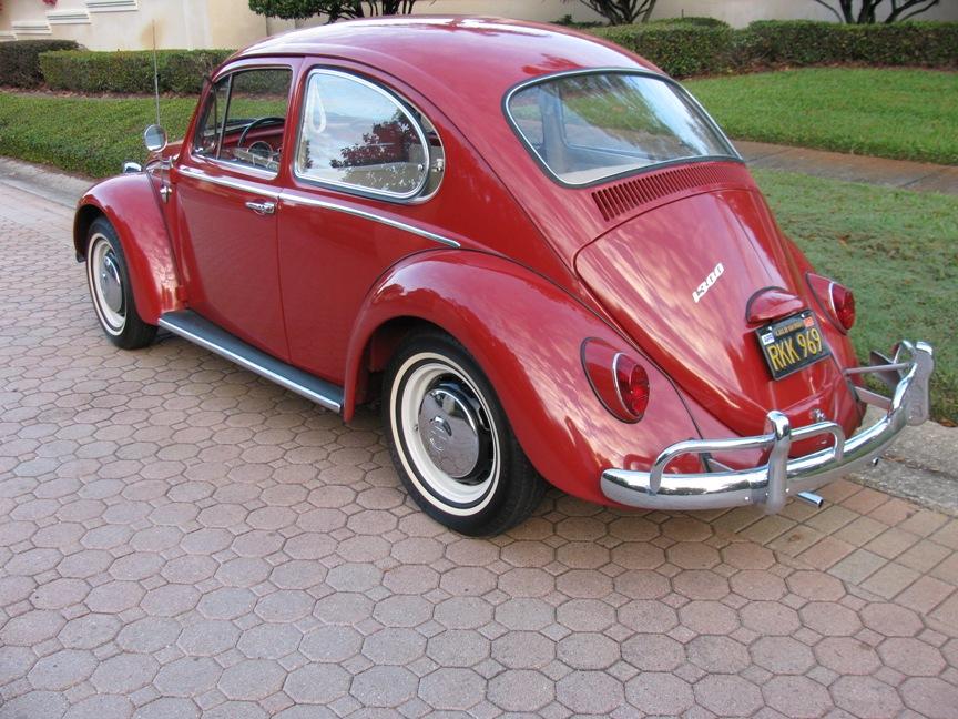 4.1966 VW Bug 1300 008