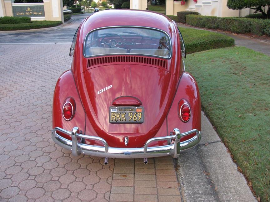 5.1966 VW Bug 1300 009