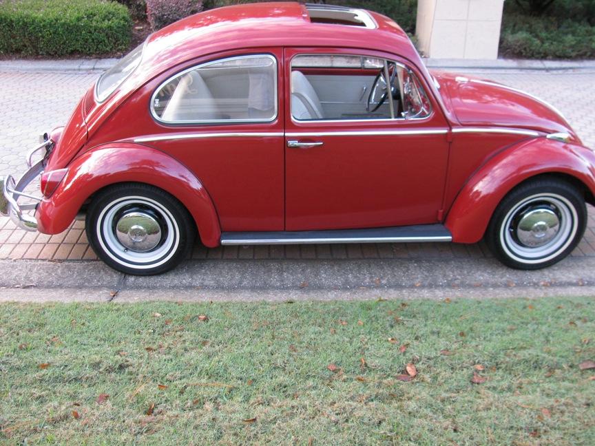 7.1966 VW Bug 1300 011