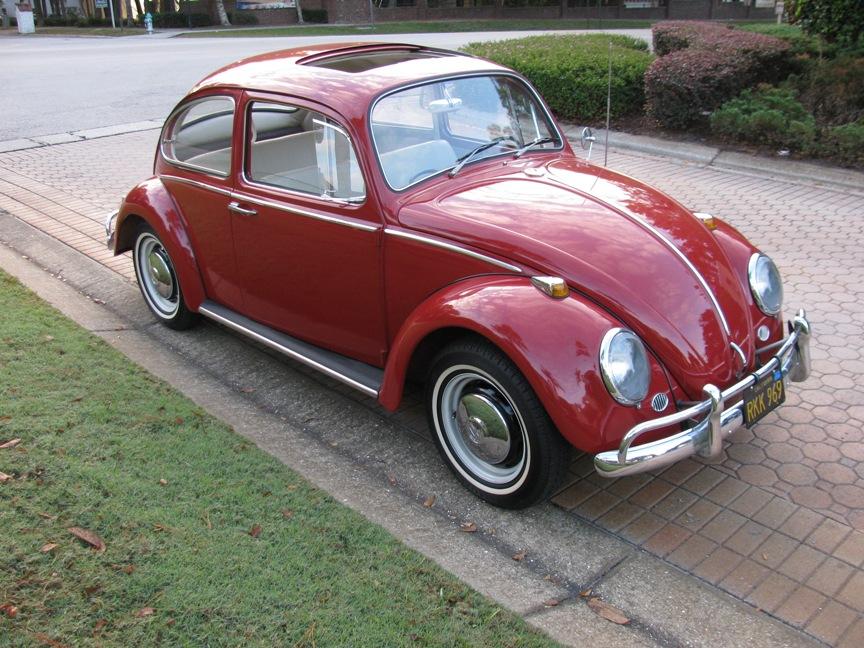 8.1966 VW Bug 1300 012