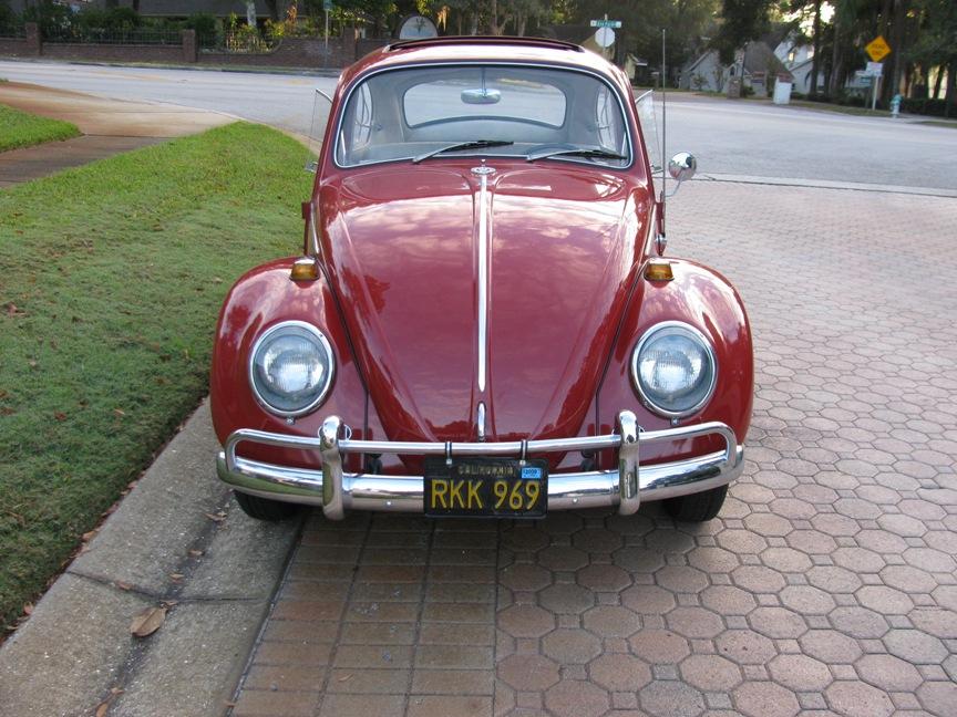 9.1966 VW Bug 1300 013