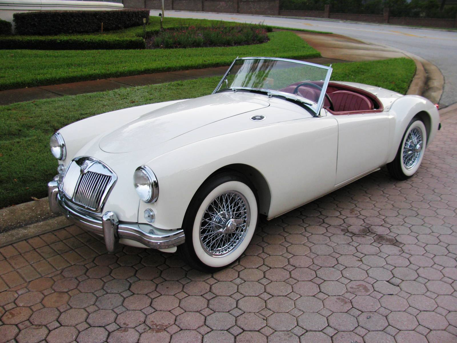 1958 Mga Roadster Sold Vantage Sports Cars Vantage