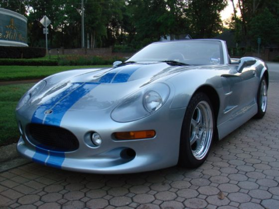 1999 Shelby Series I-Supercharged