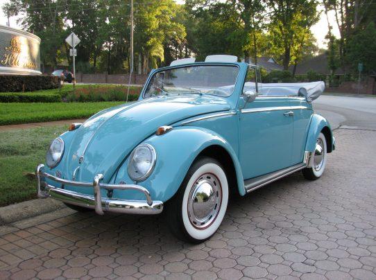 1963 Volkswagen Beetle Convertible U2013 SOLD!