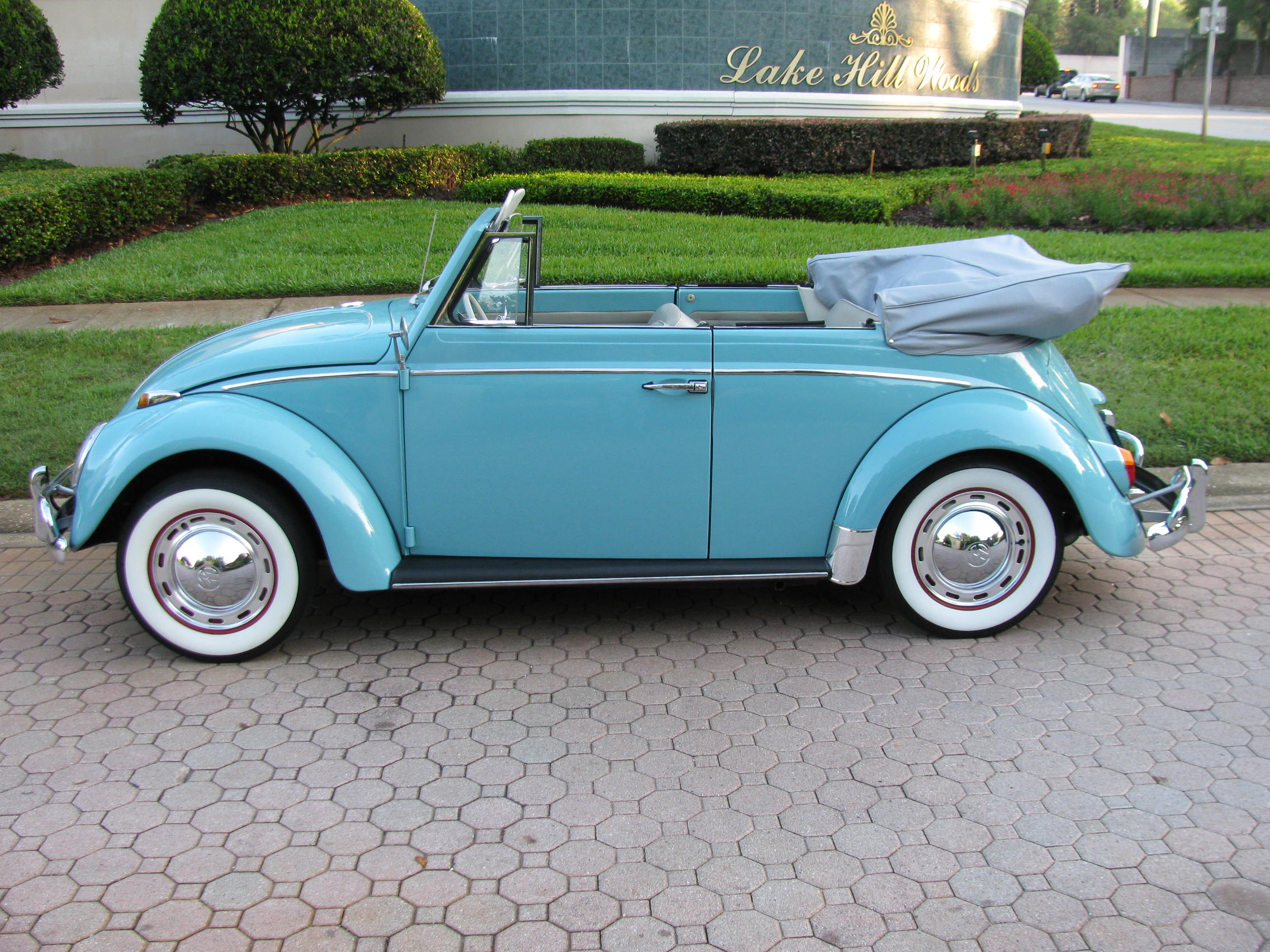 1963 volkswagen beetle convertible sold vantage sports cars vantage sports cars. Black Bedroom Furniture Sets. Home Design Ideas