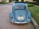 1958 vw bug ragtop 007