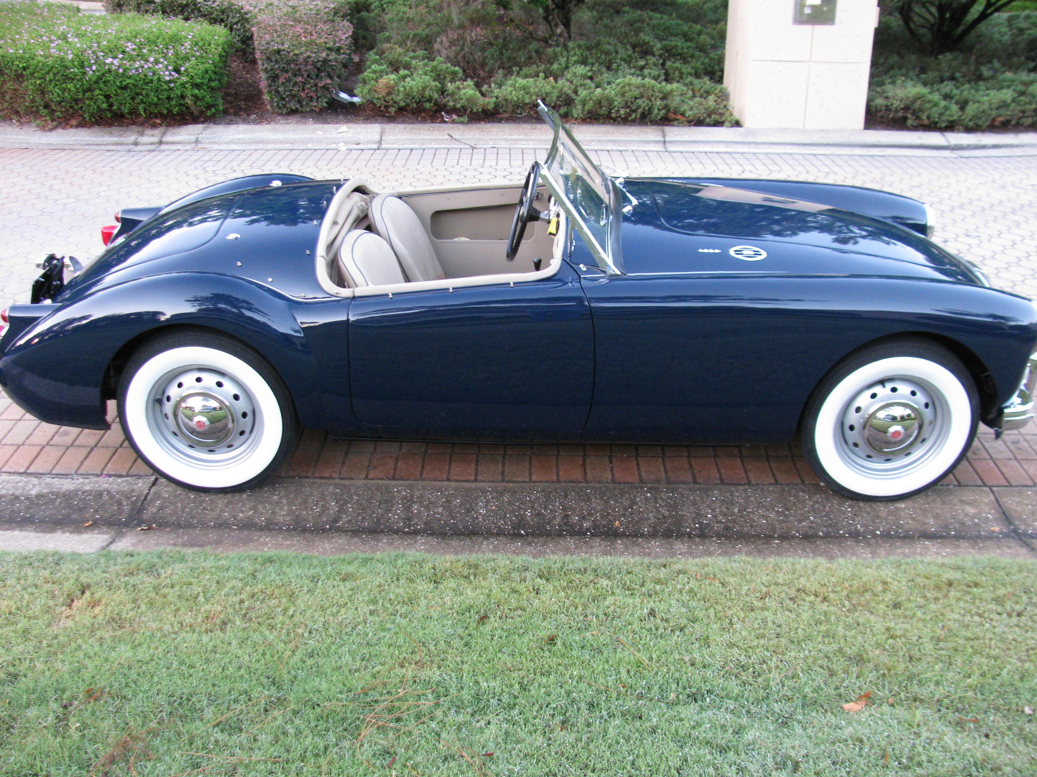 1961 MGA 1600 MKI | Vantage