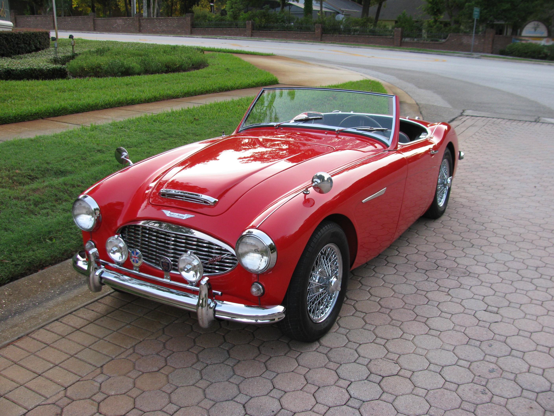 1960 austin healey 3000 mk i 2 seater vantage sports cars vantage sports cars. Black Bedroom Furniture Sets. Home Design Ideas