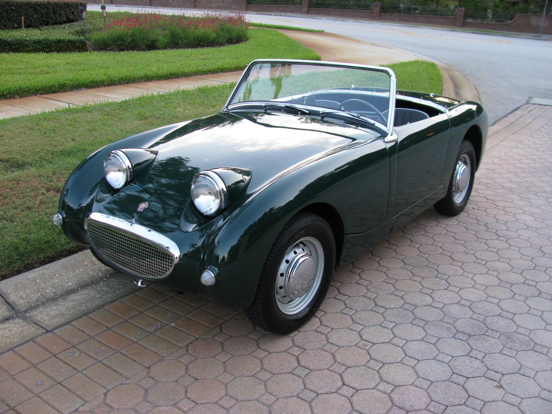 1961 Austin Healey Bugeye Sprite Sold Vantage Sports