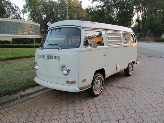 1971 Volkswagen Westfalia - SOLD!