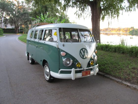 1965 Volkswagen Bus -- Sold!