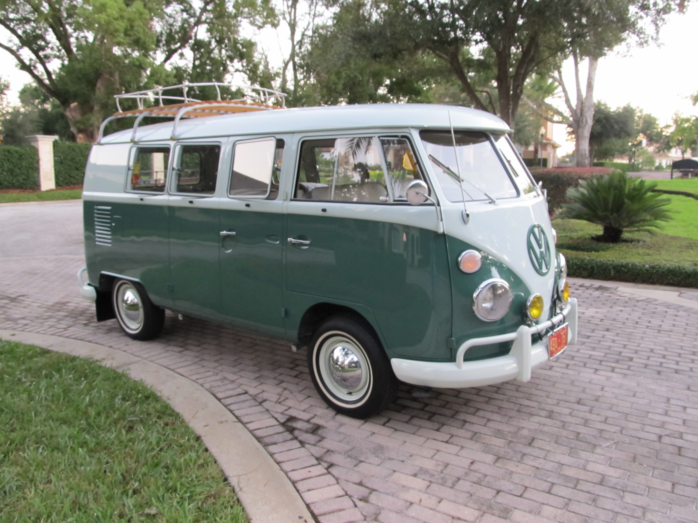 1965 Volkswagen Bus - Sold! - Vantage Sports Cars | Vantage Sports