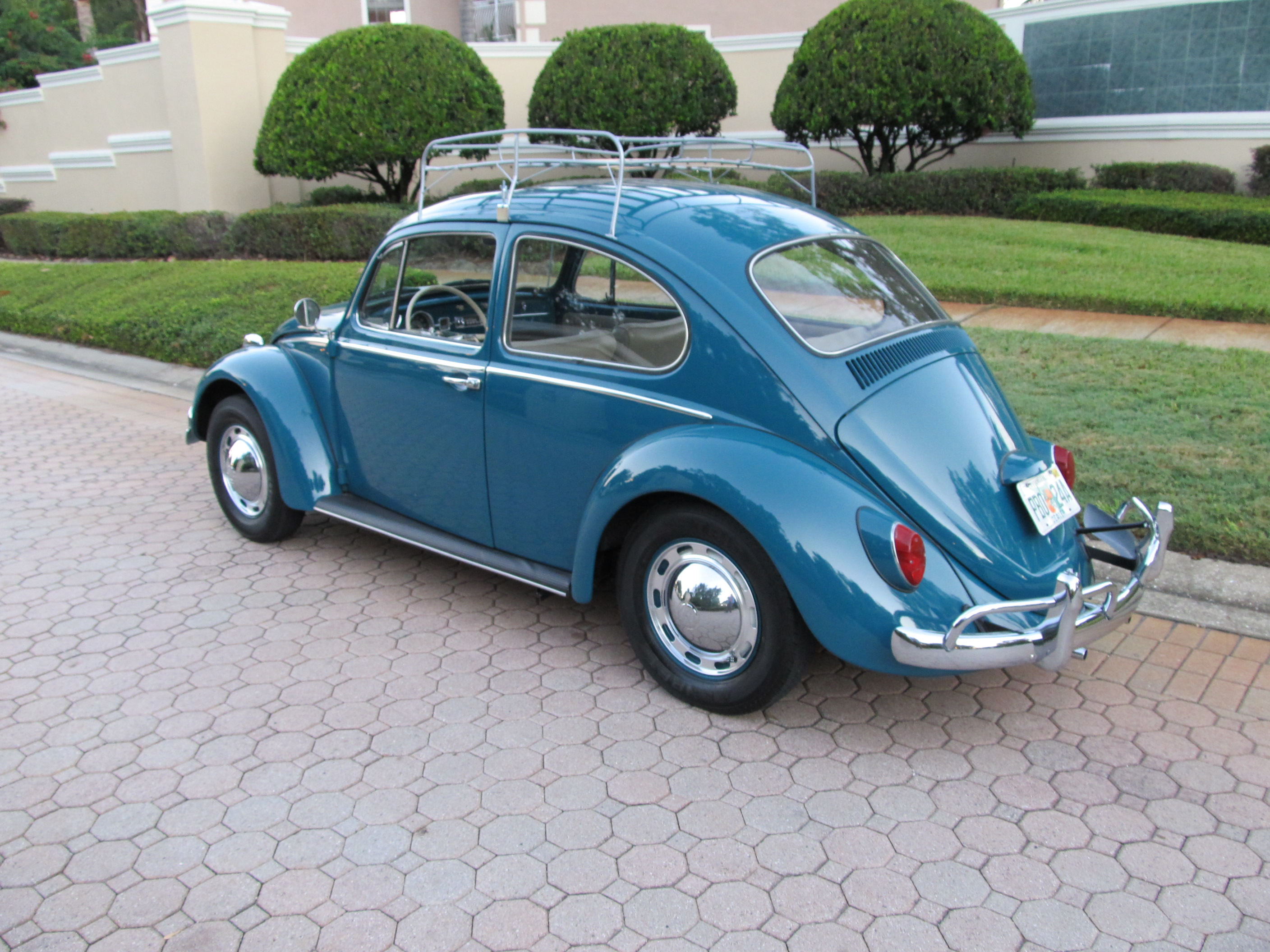1965 Volkswagen Beetle U2013 Sunroof Model  SOLD!