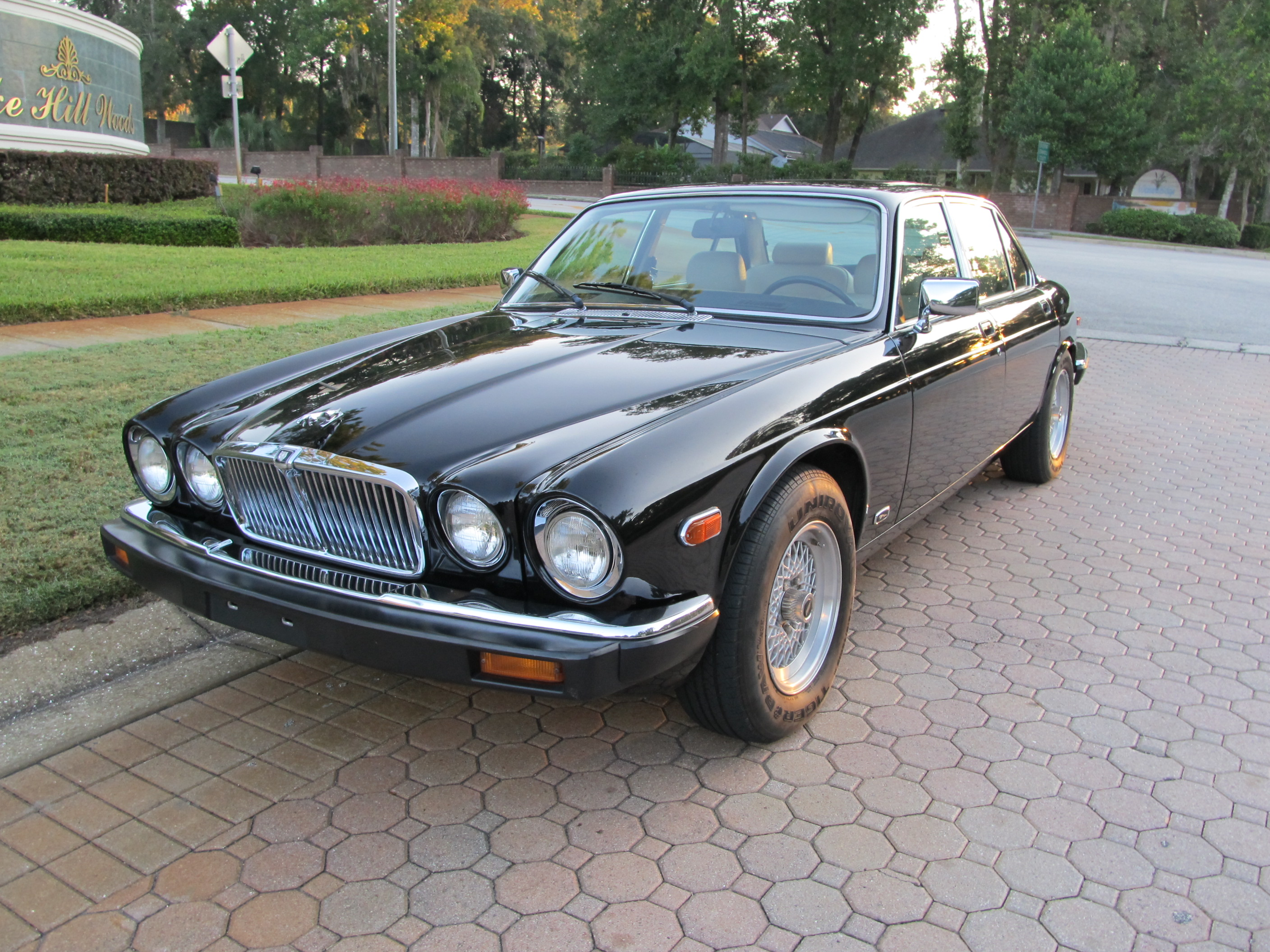 1987 Jaguar Xj6 Vanden Plas Sold Vantage Sports Cars