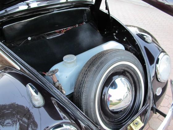 1958 Volkswagen Beetle Ragtop - SOLD!