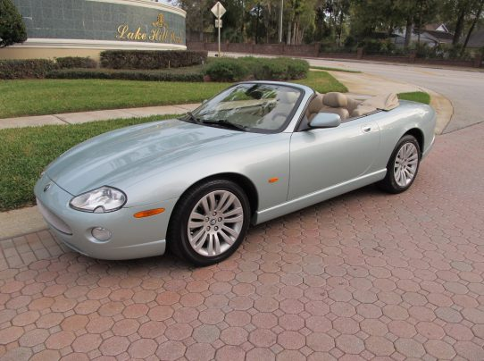 2005 Jaguar XK8 Convertible 4.2 U2013 SOLD!!