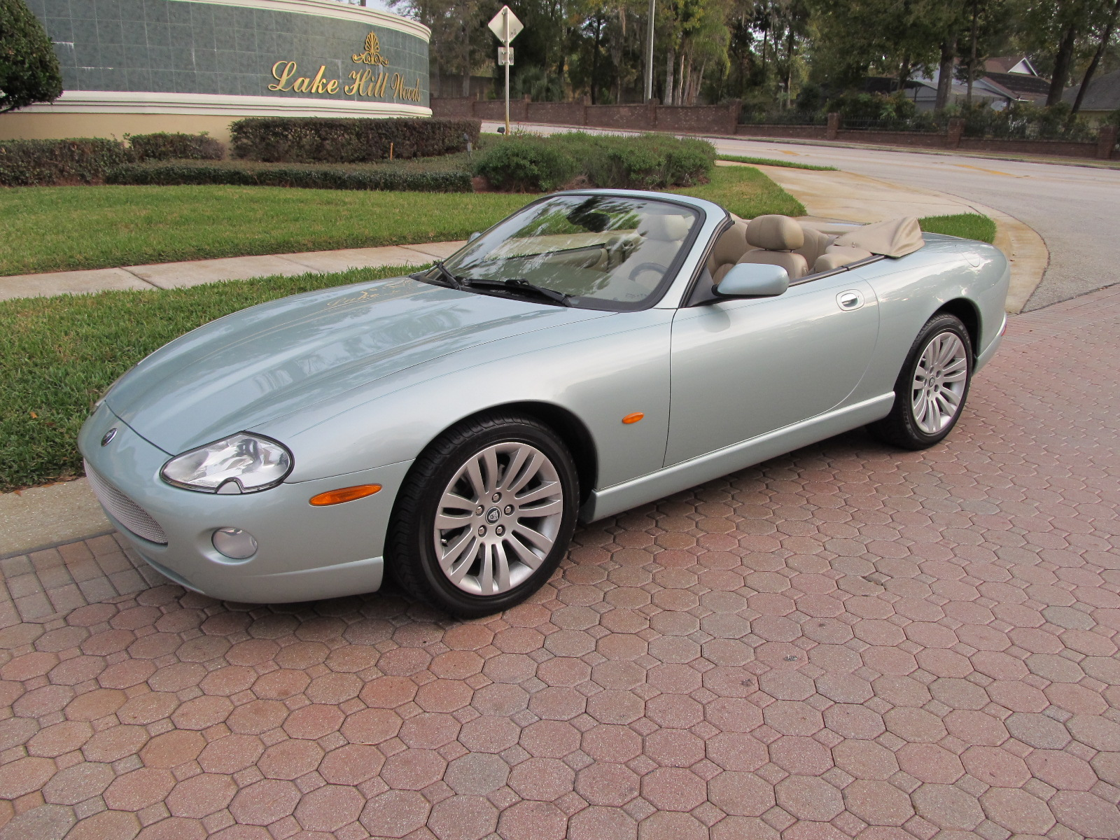 2005 Jaguar Xk8 Convertible 4 2 Sold Vantage Sports