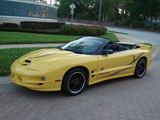 2002 Pontiac Trans Am - Collector Edition - SOLD!!