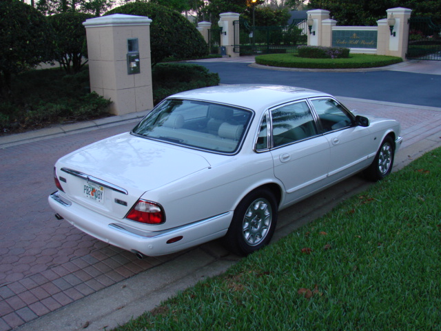 2001 Jaguar XJ8 U2013 SOLD!