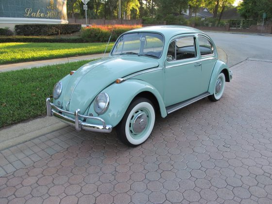 1966 Volkswagen Bug - SOLD!
