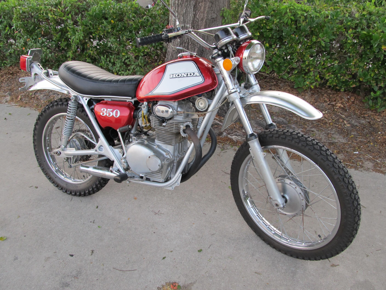 1973 Honda 350 Sl Sold Vantage Sports Cars Vantage