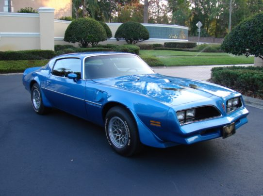 Gmc Dealer Orlando >> 1978 Pontiac Trans Am - SOLD!!! - Vantage Sports Cars   Vantage Sports Cars