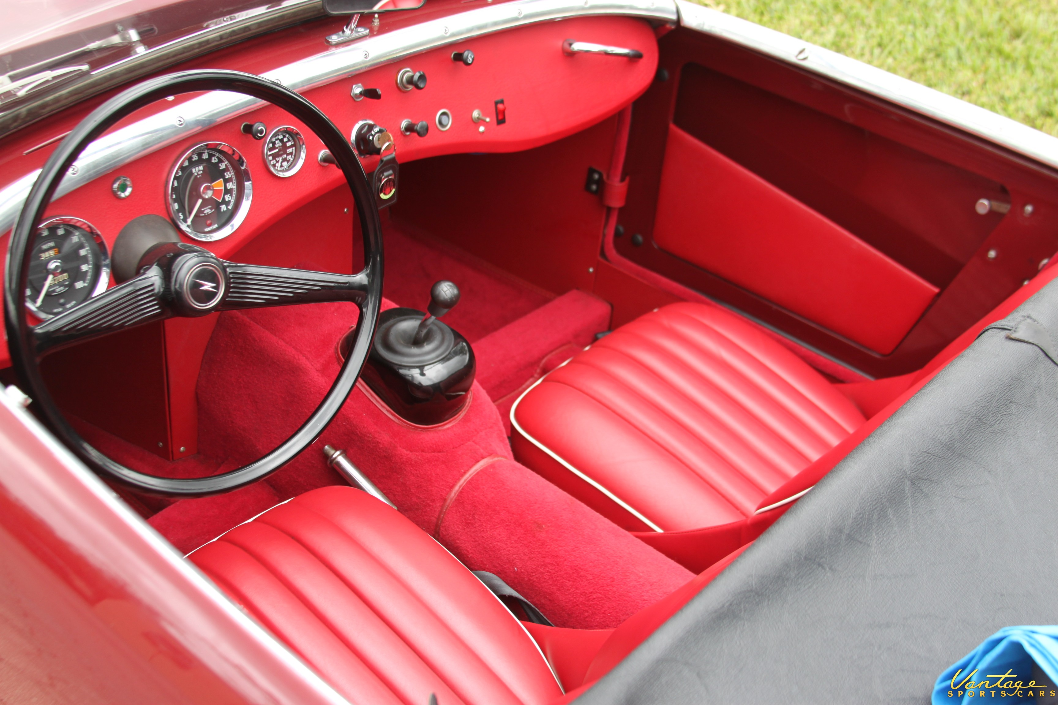 1959 Austin Healey Bugeye Sprite Sold Vantage Sports