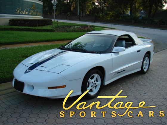 1994 Pontiac Trans Am - 25th Anniversary Convertible -SOLD!!