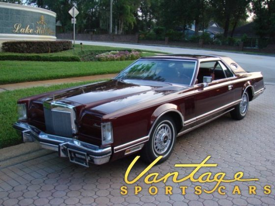 1978 Lincoln Continental Mark V - SOLD!