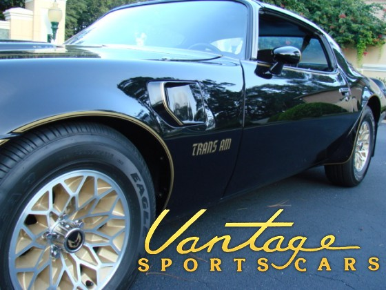 1977 Pontiac Trans Am SE-Y82 L78/W72 400 4 Spd  -&quot;the Bandit&quot; -SOLD!!