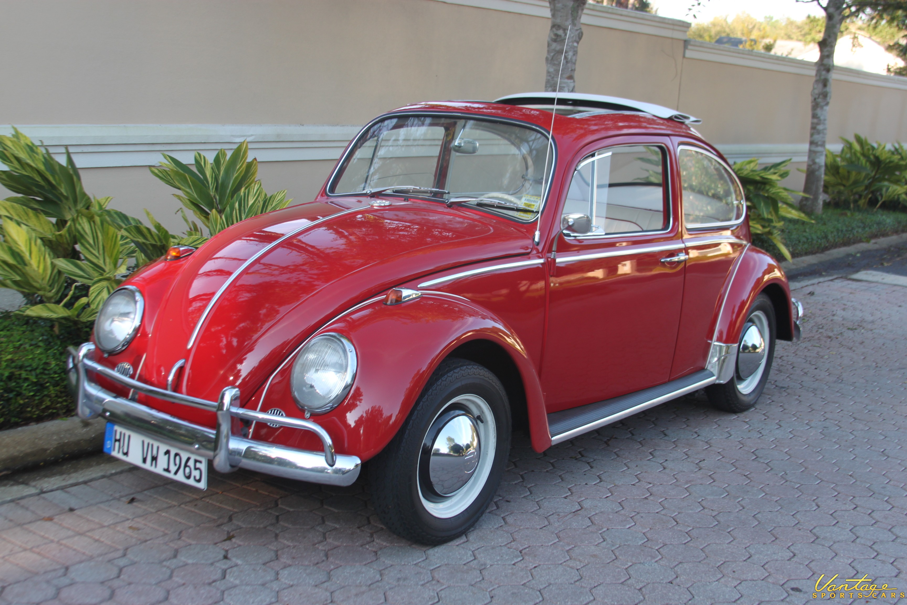 1965 Volkswagen Beetle Sold Vantage Sports Cars