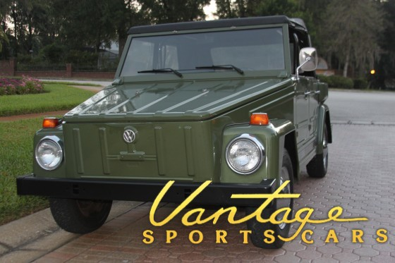 1974 Volkswagen Thing - SOLD!