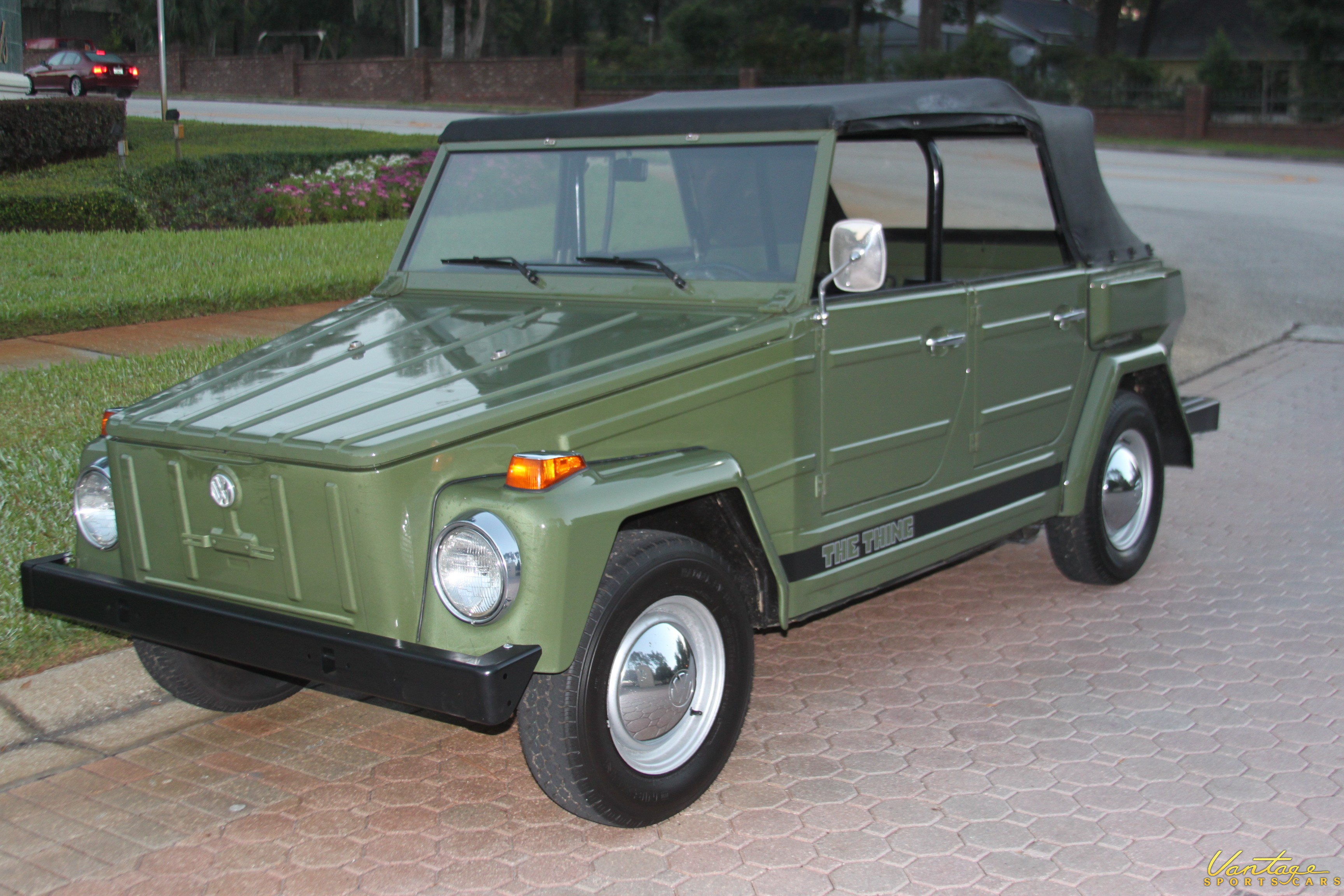 1974 Volkswagen Thing - SOLD! - Vantage Sports Cars ...