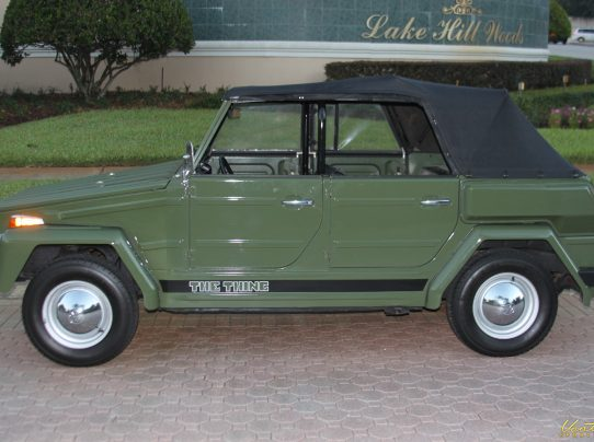 1974 volkswagen thing sold vantage sports cars vantage sports 1974 Volkswagen Thing Specs 1974 volkswagen thing sold