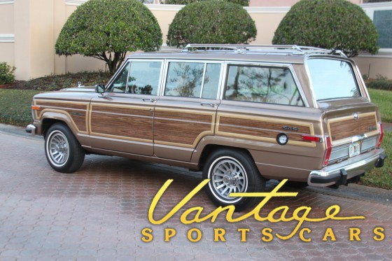1988 Jeep Grand Wagoneer - SOLD!