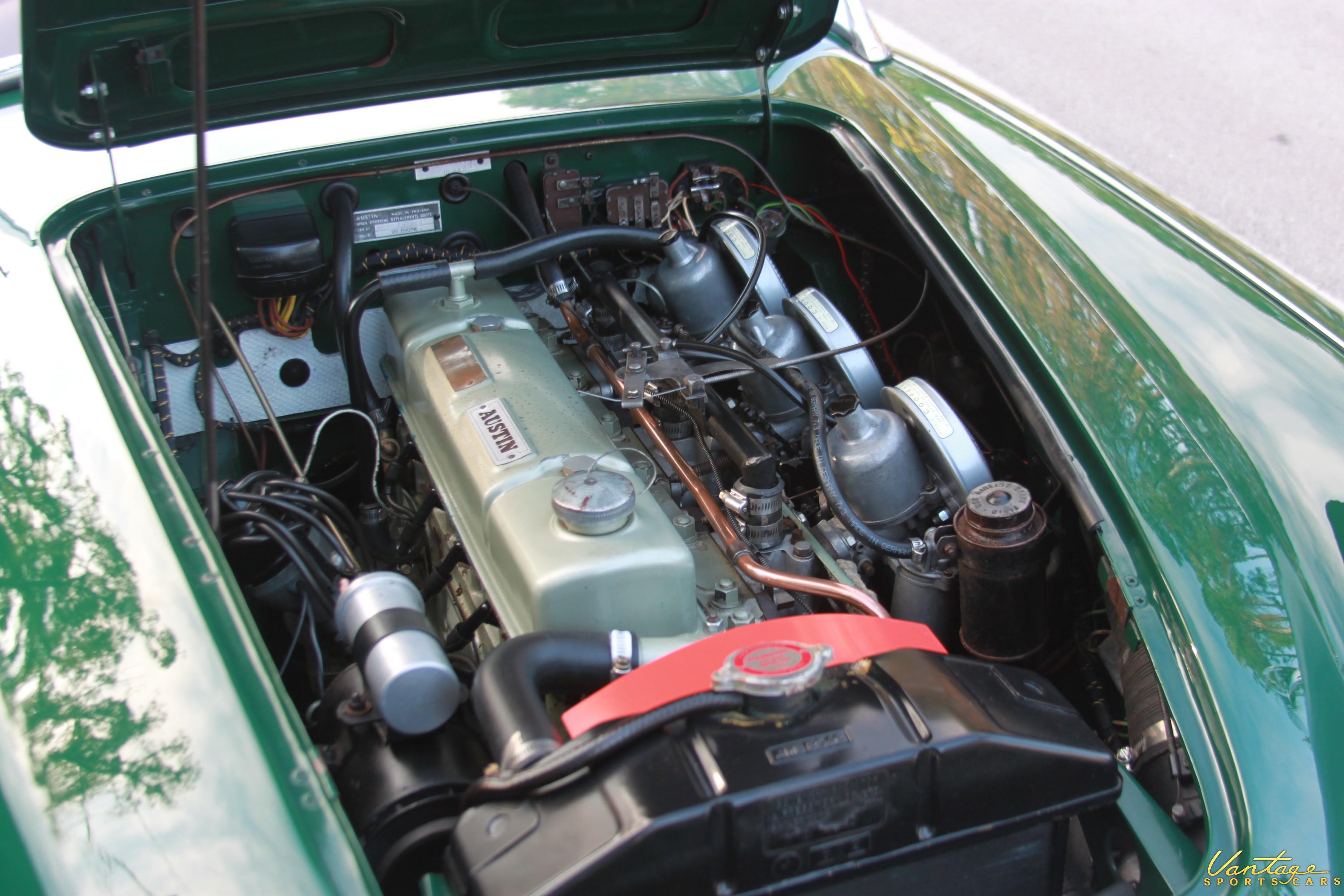 1961 Austin Healey 3000 Mk I- SOLD! - Vantage Sports Cars ...